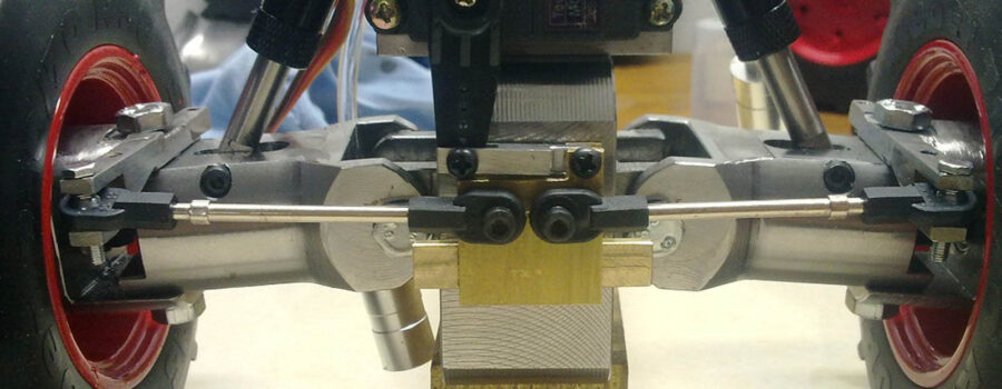 Using Micro Linear Actuators with RC Projects