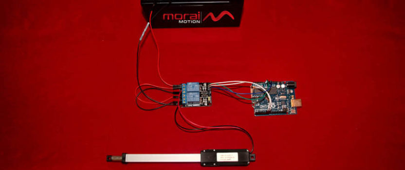 How to Control a Micro Linear Actuator Using Relays and Microcontrollers