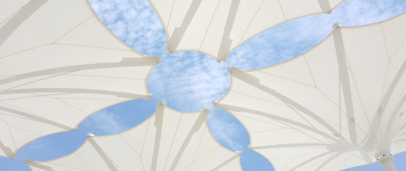 How to Automate Sunshades, Umbrellas and Awnings
