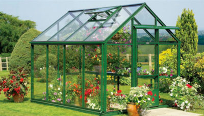 Home Automation Hacks for Mother's Day: Automated Greenhouse Window Vents