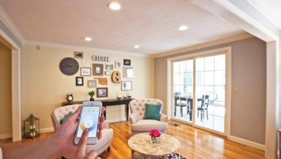 Home Automation Hacks for Mother's Day: Automated Lighting