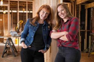 Home Automation Hacks for Mother's Day: Image Credit HGTV Series Good Bones